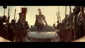 2015 Kia Optima TV Spot, 'Speech' Featuring Blake Griffin thumbnail