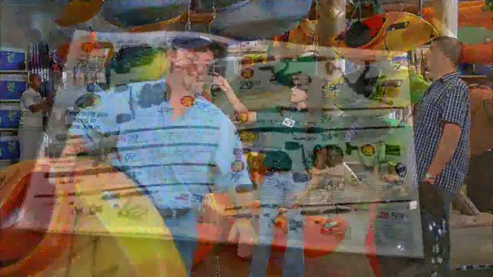 Bass pro shops spring fishing sale tv commercial 39 in time for Bass pro fishing sale