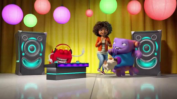 McDonald's Happy Meal TV Spot, 'Home: Toys Out of This World'