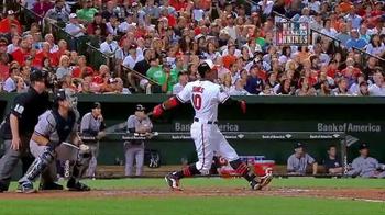 XFINITY X1 Entertainment Operating System TV Spot, 'MLB Extra Innings' thumbnail