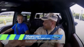 Ford Ecoboost Challenge Sales Event TV Spot, 'Power' thumbnail