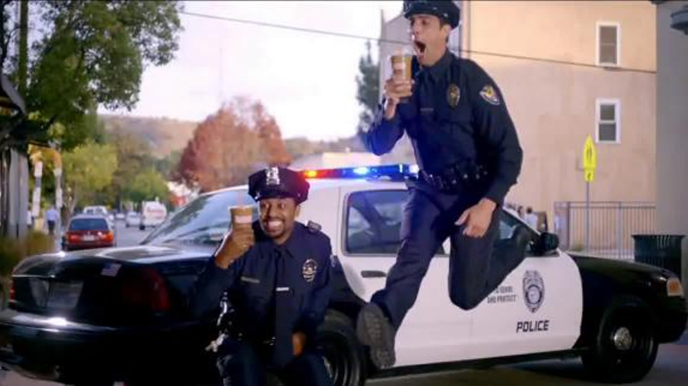 Dunkin' Donuts Ice Cream Flavored Coffees & Lattes TV Spot, 'We All Scream' thumbnail