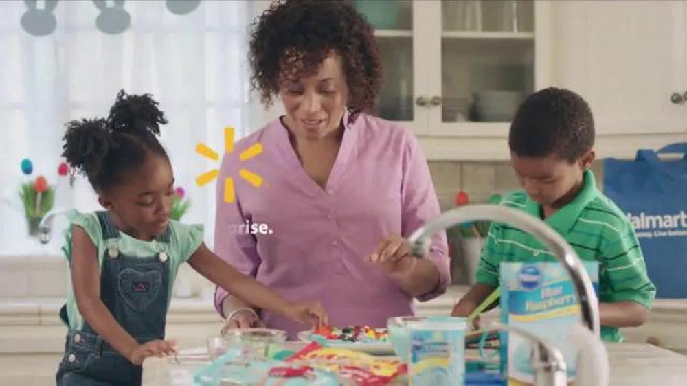 Walmart TV Spot, 'Bake an Easter Surprise'