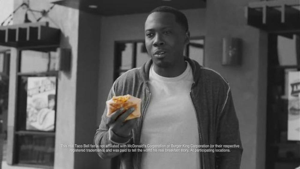Taco Bell A.M. Crunchwrap TV Spot, 'CJ, Breakfast Defector' thumbnail