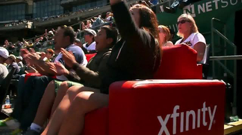 XFINITY MLB Network TV Spot, 'The Best Seat in the House' thumbnail
