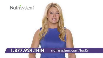Nutrisystem Fast 5+ TV Spot, 'What You Need' Featuring Melissa Joan Hart thumbnail