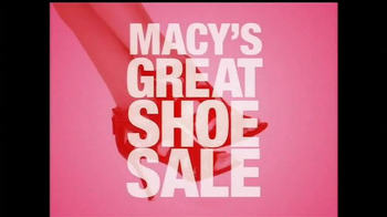 Macy's Great Shoe Sale TV Spot, 'The Brands You Love' thumbnail