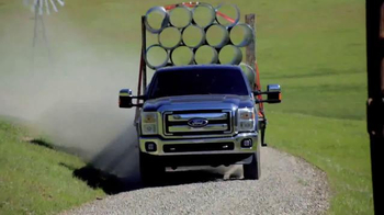 2015 Ford Super Duty TV Spot, 'Super Duty Challenge' thumbnail