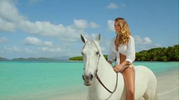 DirecTV: Hannah Davis Riding Her Horse