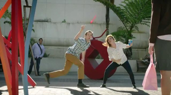 Dairy Queen Salted Caramel Truffle Blizzard Treat TV Spot, 'Spoon Duel'