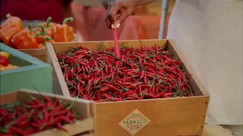 Popeyes Red Stick Chicken TV Spot, 'Pick a Perfect Pepper'
