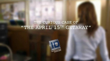 TurboTax TV Spot, 'Investigation Discovery' thumbnail