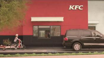KFC Red Velvet Cake TV Spot, 'Bike' - 2127 commercial airings