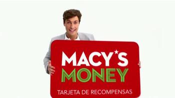 Macy's Money TV Spot, 'Mejores Marcas a los Mejores Precios' [Spanish] thumbnail