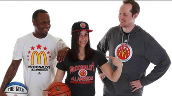 McDonald's All American TV Spot, 'Time to Gear Up' thumbnail