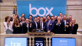 New York Stock Exchange (NYSE): Box