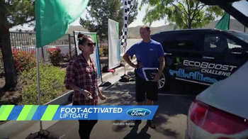 Ford Ecoboost Challenge Sales Event TV Spot, 'Real People' thumbnail