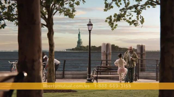 Liberty Mutual TV Spot, 'Clase de Baile' [Spanish]