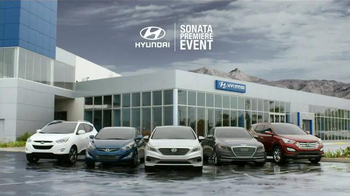 Hyundai Sonata Premiere Event TV Spot