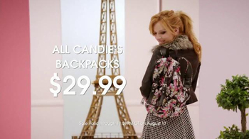 Candie's TV Spot, 'Bella's Favorite Things: Paris!' Ft. Bella Thorne