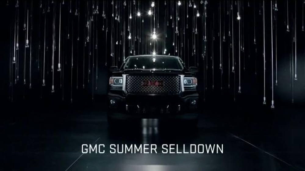 2014 gmc sierra 1500 crew cab tv spot 39 gmc summer selldown 39. Black Bedroom Furniture Sets. Home Design Ideas