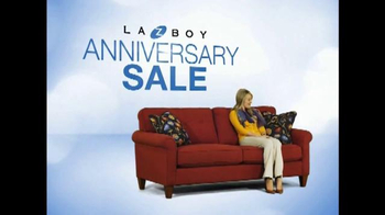 La-Z-Boy Anniversary Sale TV Spot, '85 Years of Comfort'