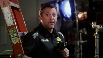 GoDaddy TV Spot, 'Air Wrench: Tony Stewart Pranks Danica Patrick' - 215 commercial airings