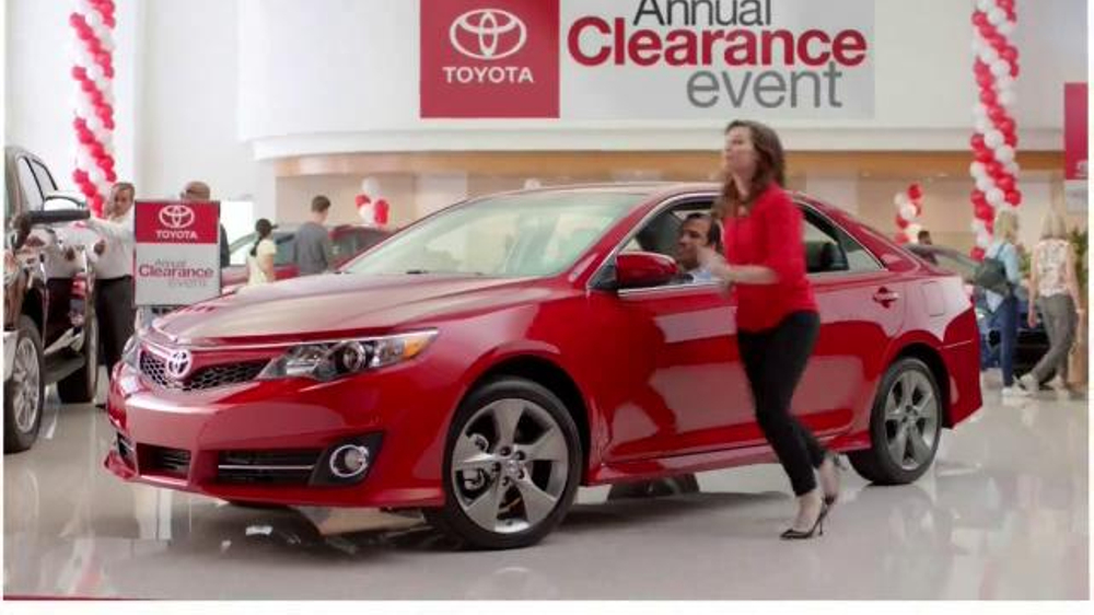 Camry Commercial Actress Chameleon Autos Post