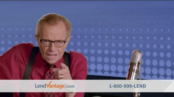 LendVantage TV Spot, 'Connecting You' Featuring Larry King