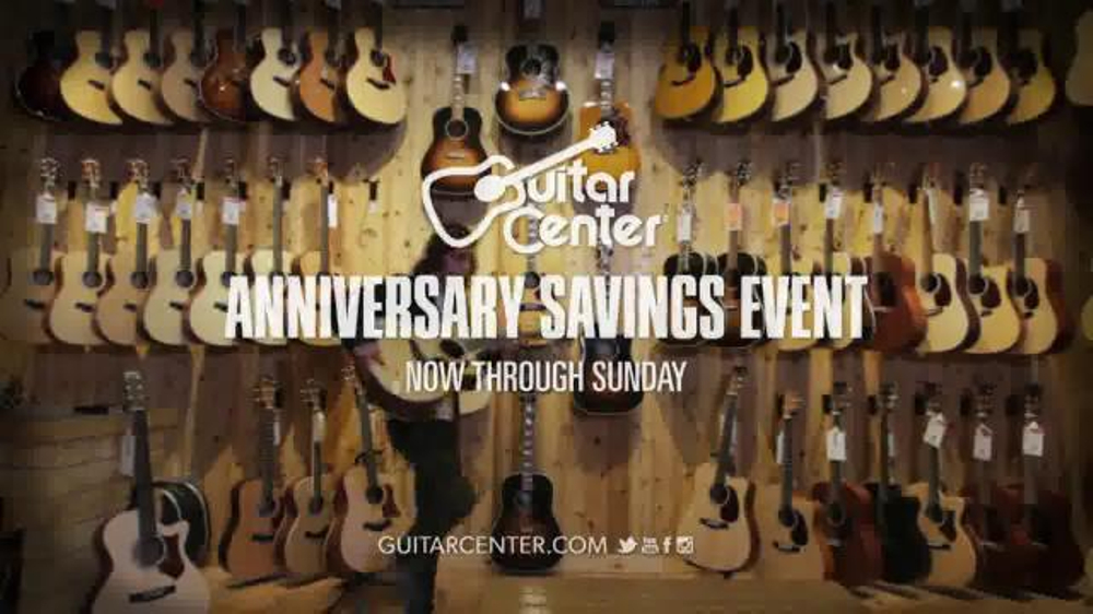 Guitar Center 50th Anniversary TV Spot, 'Beat The Price' - Screenshot 10