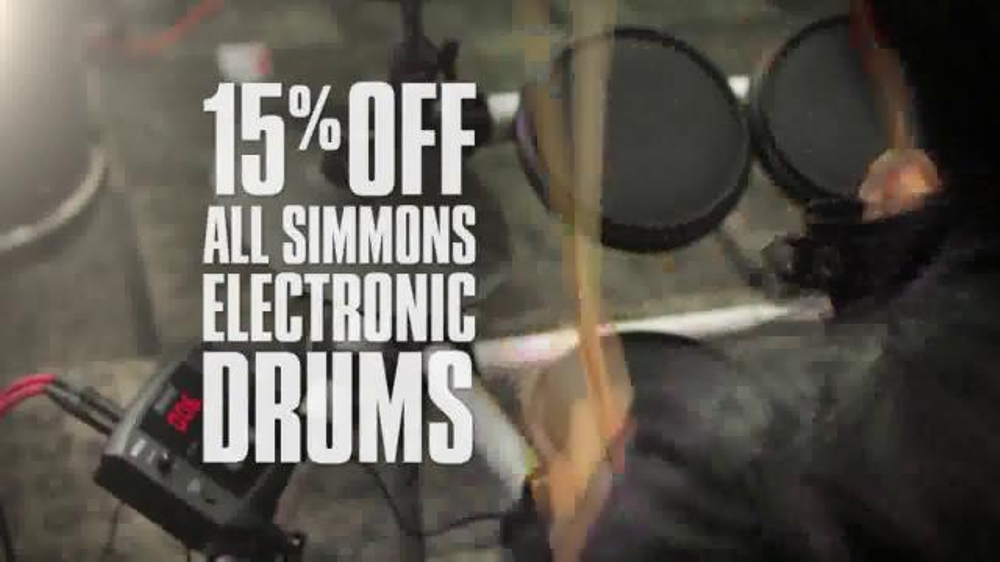Guitar Center 50th Anniversary TV Spot, 'Beat The Price' - Screenshot 5