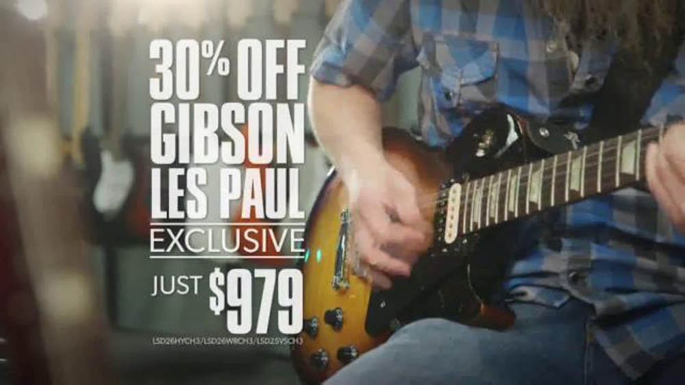 Guitar Center 50th Anniversary TV Spot, 'Beat The Price' - Screenshot 7