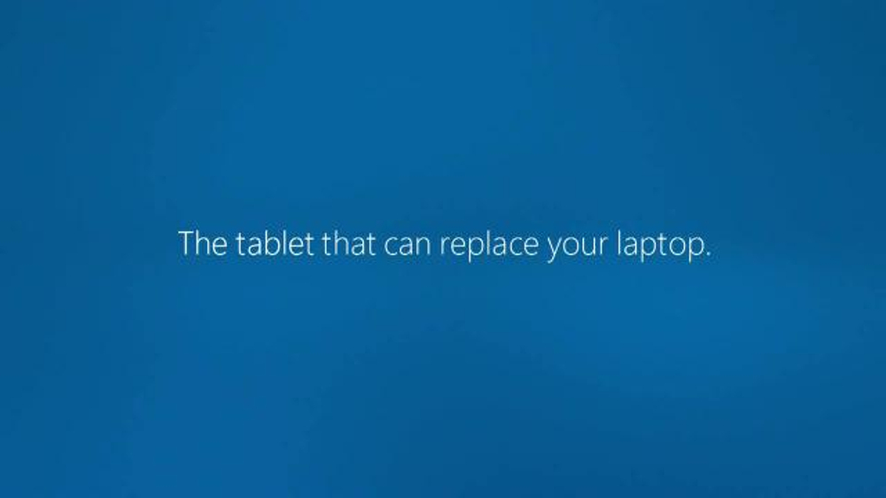 Microsoft surface pro 3 tv commercial power ispot tv