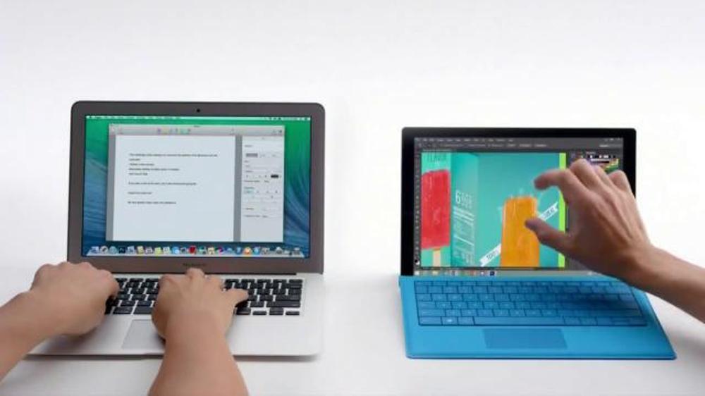 Microsoft Surface Pro 3 TV Spot, 'Power'