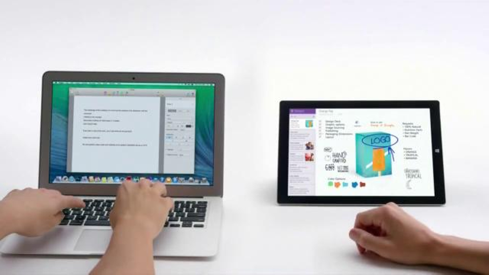 Microsoft surface pro 3 tv commercial power ispot tv myideasbedroom