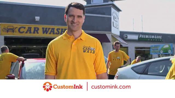 CustomInk TV Spot, 'T-Shirt Makes the Team' - 11584 commercial airings