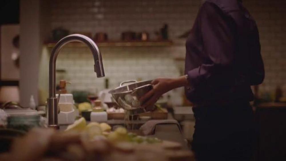 Delta Faucet Commercial : Delta Faucet TV Spot, HappiMess Song by RAC - Screenshot 7