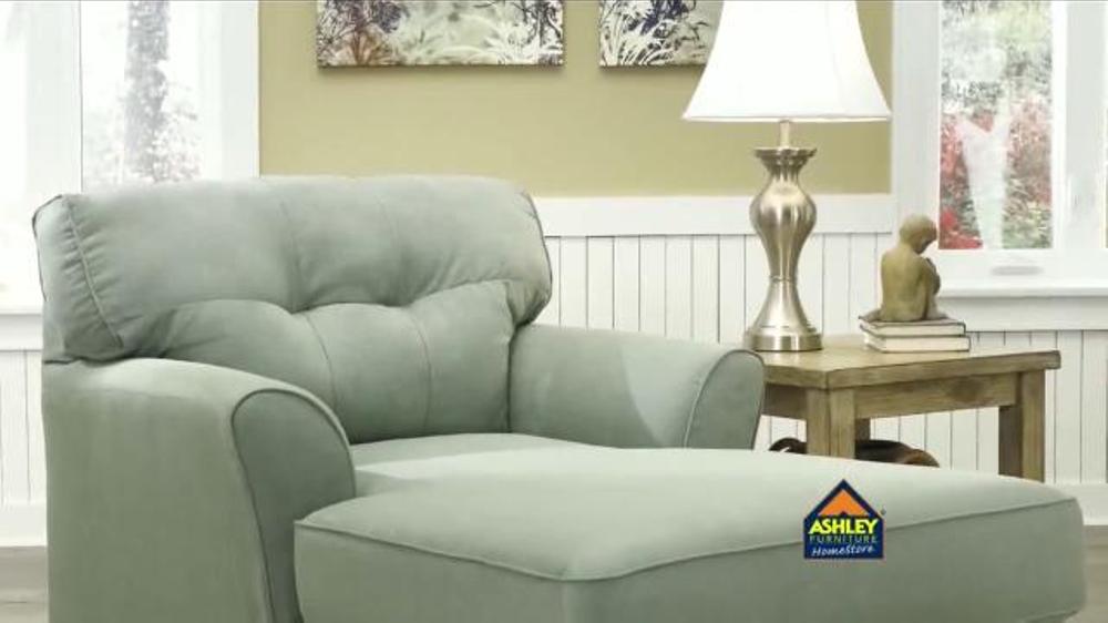 Ashley Furniture Homestore Back 2 School Event Tv