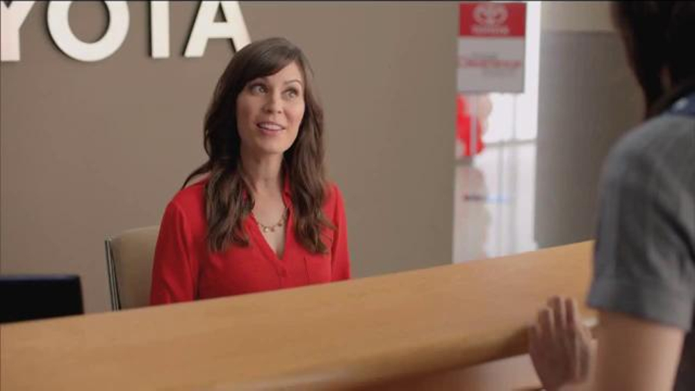 Actress In Levitra Commercial