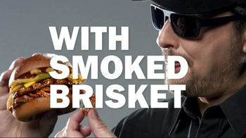 Carl's Jr. Texas BBQ Thickburger TV Spot Featuring Phil Hellmuth