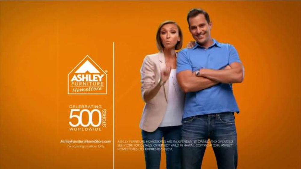 Ashley Furniture Homestore Clearance Center