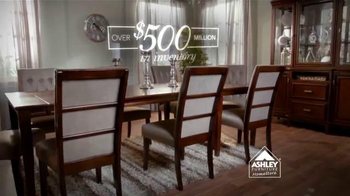Ashley Furniture Homestore Final Week TV Spot, 'National Sales & Clearance'