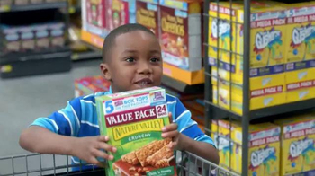 Walmart TV Spot, 'Earn More Box Tops'