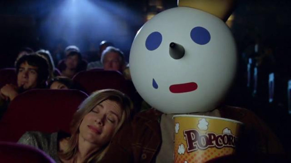Jack in the Box Spicy Chicken Club Combo TV Spot, 'Expensive Popcorn'