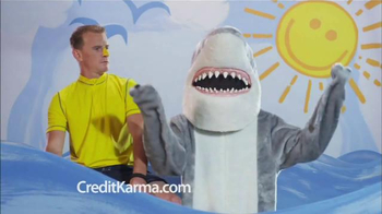 Credit Karma TV Spot, 'The Shark Card'