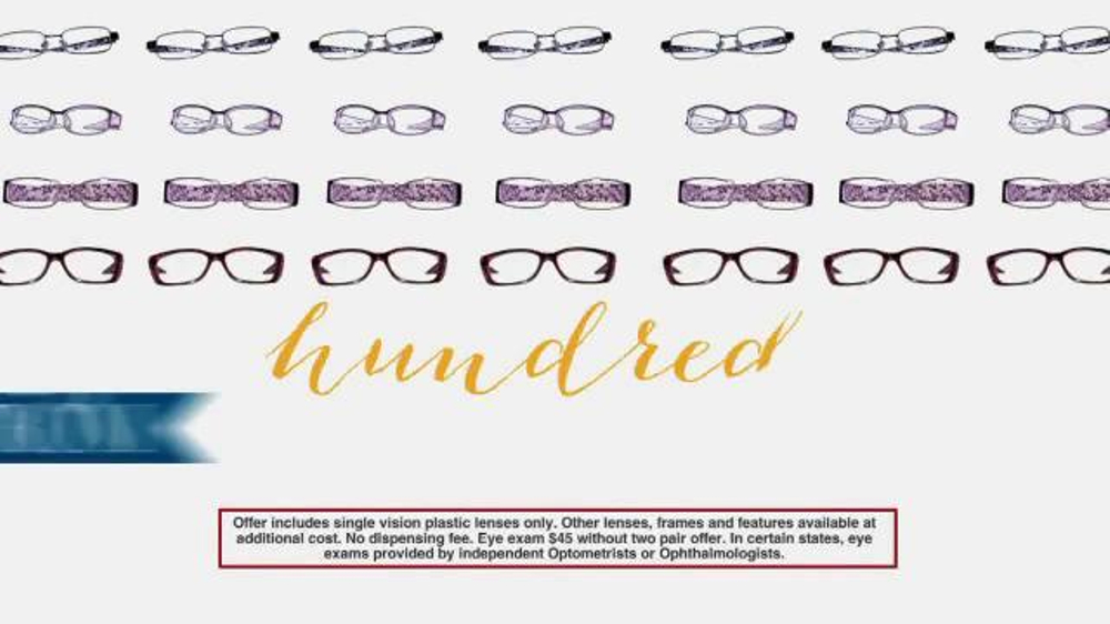 america s best contacts and eyeglasses designer sale tv