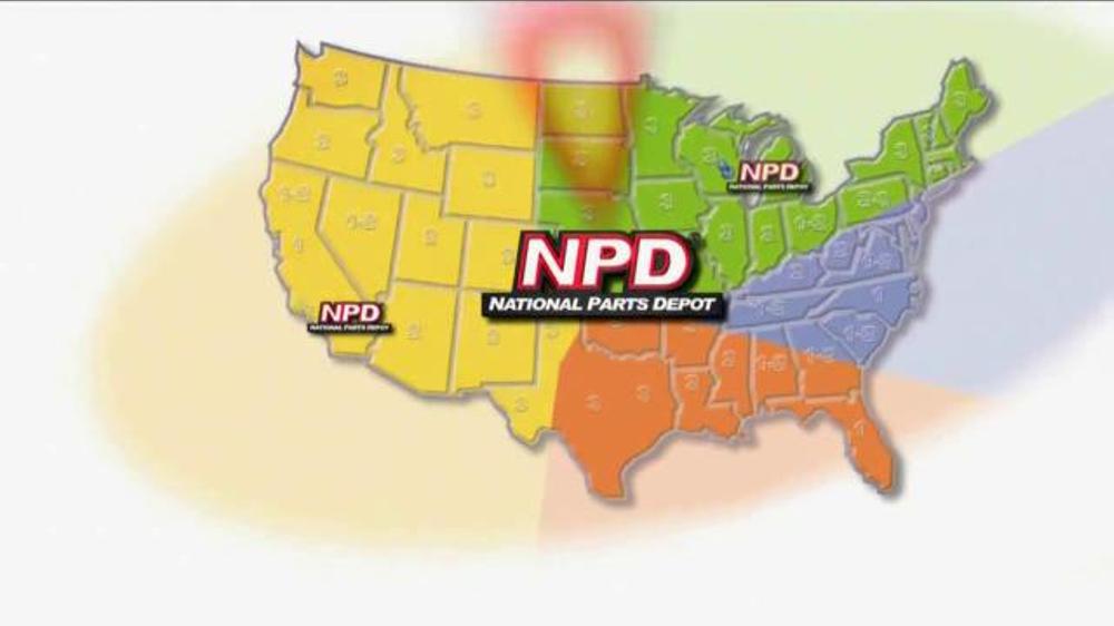 National Parts Depot Super Sale TV Commercial - iSpot.tv