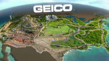 GEICO TV Spot, 'Small World: All Products'