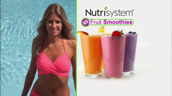 Nutrisystem Fast 5 Smoothies TV Spot, 'Eat What You Love' thumbnail