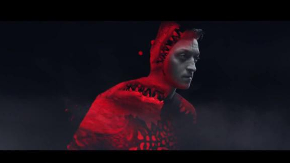 adidas Football TV Spot, 'Instinct Takes Over' Featuring Mesut Özil - Screenshot 5